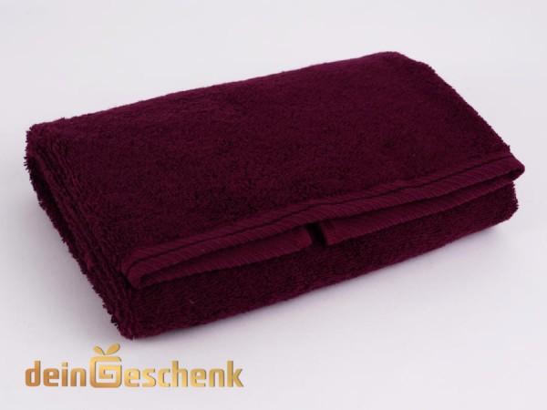 Handtuch mit Namen 50x100cm (5 Farben)