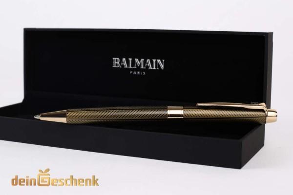 Kugelschreiber gold mit Etui