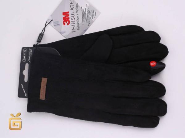 Geschmeidige Herren Handschuhe - Touchfähig